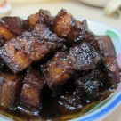 Braised Spicy Pork Belly
